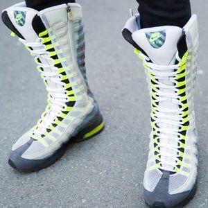 *RARE FIND*Nike Airmax 95 Zen Venti boot sz 9
